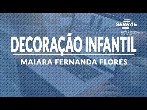 Maiara Fernanda Flores Loja de decoração de festa infantil