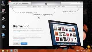 Descargar ITunes Para Windows 8 Full HD 2013