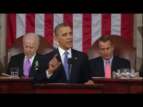 Watch President Obama Deliver the 2013 State of the Union Address
