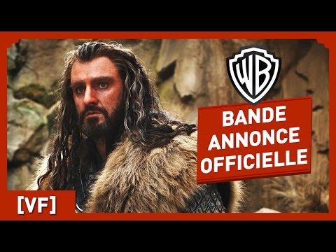Le Hobbit 2 : La Désolation de Smaug - Bande Annonce Officielle (VF) - Peter Jackson