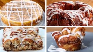 6 Easy Cinnamon Roll Recipes