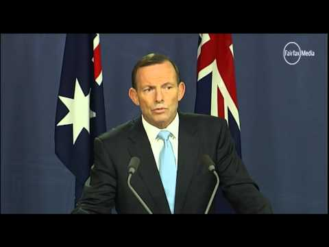 Abbott dismisses calls to release Navy footage of disputed burning of asylum seekers' hands