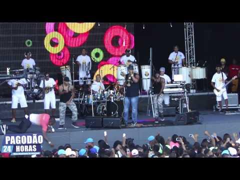 BAILÃO DO ROBYSÃO - SALVADOR FEST 2014 AO VIVO - MÚSICA NOVA