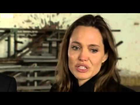 Angelina Jolie and William Hague tackle Bosnia war rapes BBC News