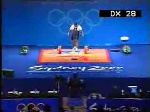 Men +105 kg B Weightlifting - Olympic Games Sydney 2000 - by GENADI - Sport Expert