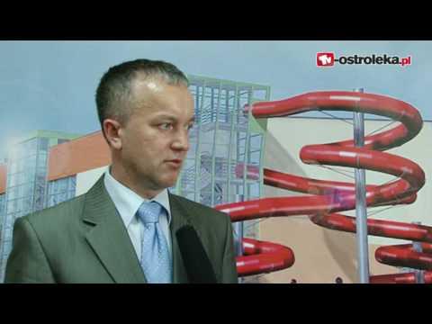 Budowa aquaparku w Ostrołęce