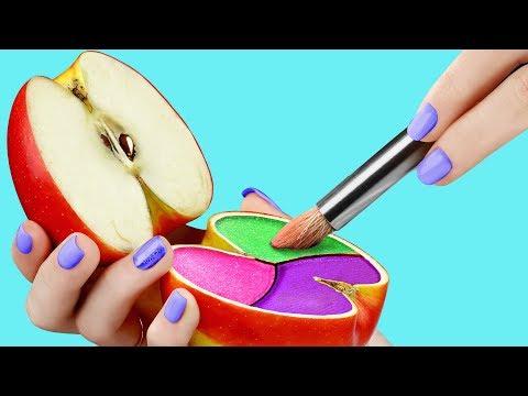 17 Weird Ways To Sneak Makeup Into Class  Back To School Pranks
