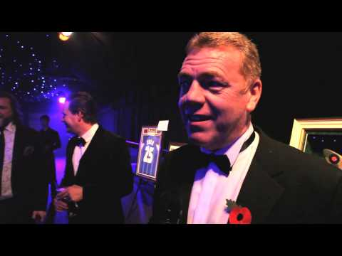 Andy Mabbutt, Managing Director, Feefo Holdings Ltd. - British Travel Awards 2013
