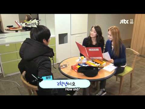 [Eng Sub][111218] SNSD and The Dangerous Boys EP 01.1 [3/5]