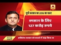 Akhilesh govt. sanctioned Rs. 400 crore for Kabristan whereas only Rs.127 crore for Sha
