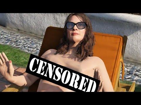 GTA 5 - Amanda De Santa's MYSTERIOUS Past & SECRET LIFE As A Stripper!