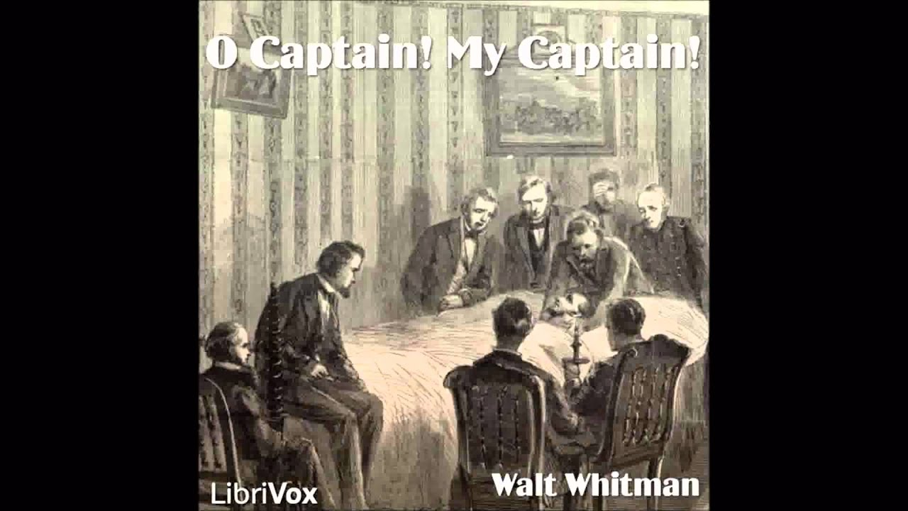 o captain my captain by walt whitman pdf