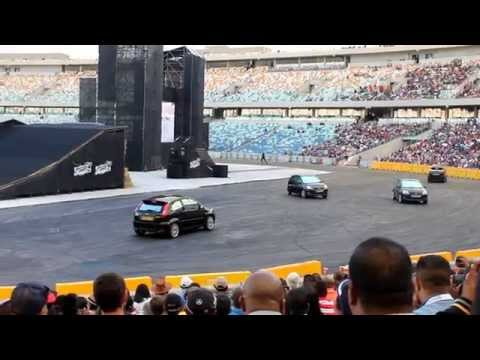 Durban Top Gear Festival 2014 Highlights Part 2