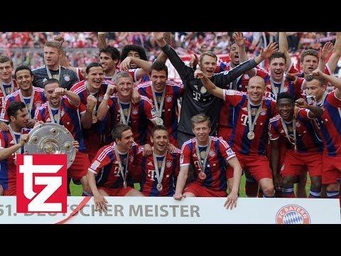 Top-Stars verlängern Verträge beim FC Bayern München (Lahm bis 2018, Müller bis 2019)