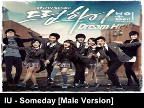 IU - Someday [Male Version]