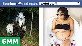 Weirdest Facebook Marketplace Items (GAME)