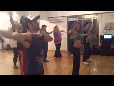 TROUPE DANCE - Popozão - SAIDDY BAMBA - CLASES CON ANDREA MORENA!