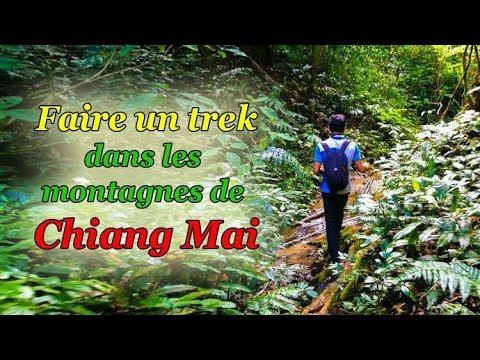 faire un trek à chiang mai