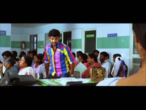 Vimal flirts with Bindu Madhavi scene