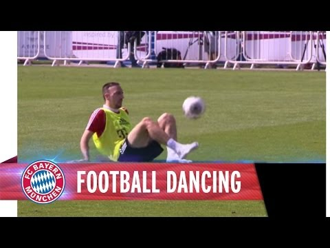 Franck Ribéry - Football Dancing