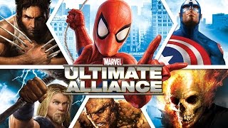 Marvel: Ultimate Alliance Trailer