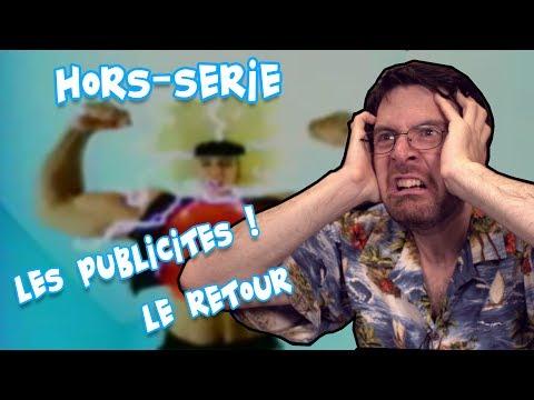 Joueur du Grenier - Hors-série - Les publicité 2 !