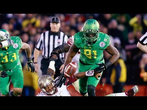 The Best College Football Plays Of 2014-2015 ||