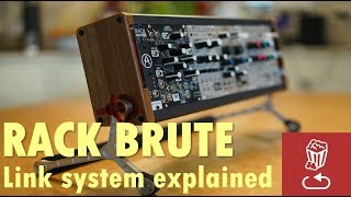 RackBrute review: Link system explained on the new Arturia Rack Brute