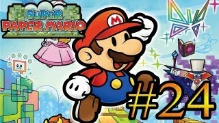 Let's Play : Super Paper Mario Parte 24