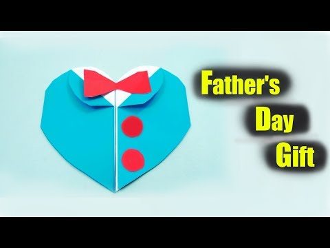 DIY Gift Card for Father's day | Vary Easy to make