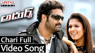 Adhurs Movie Chari Video Song Jr.NTR, Nayanatara In