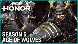 FOR HONOR - Season 5 Teaser Trailer