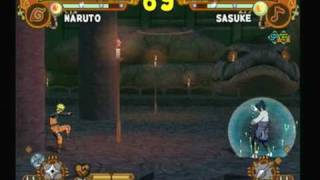 Naruto Ultimate Ninja 5 How To Unlock Classic Sasuke And