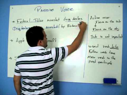 English Grammar - Passive Voice -bwliyS1qnYc