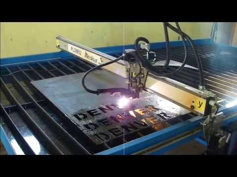 Plasma CNC Metalique - Corte de chapa 6.35mm 1/4