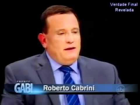 Roberto Cabrini - Opus Dei da Igreja Católica é igual Maçonaria