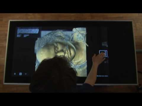 The Virtual Autopsy Table