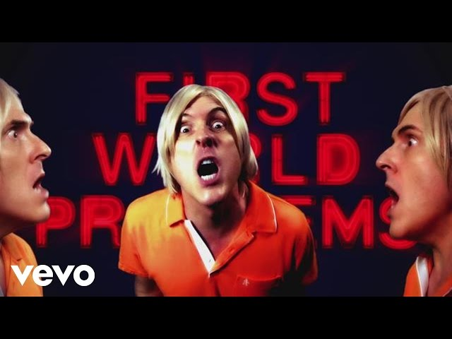 """Weird Al"" Yankovic - First World Problems"