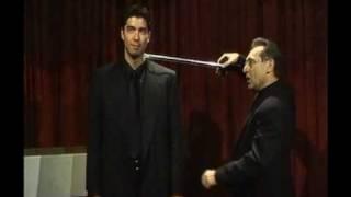 Tom Ogden, Comedy Magician