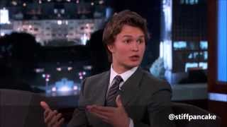 Ansel Elgort - Funny Moments (Part 1)