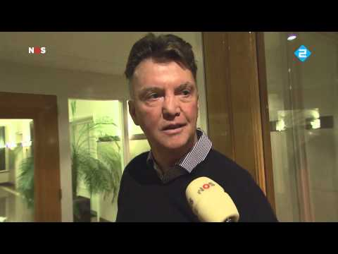 Studio Voetbal discusses Louis van Gaal and Spurs