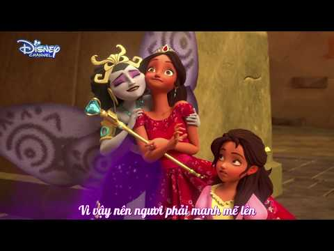 ( Vietsub) Elena of Avalor: The Gift of Night: Official Disney Channel