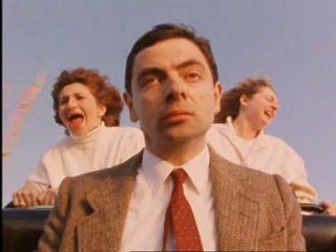 Mr Bean en la Montaña Rusa y otros Juegos
