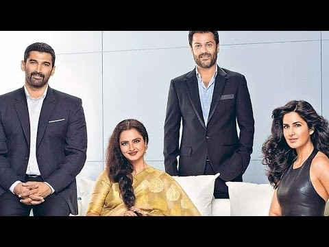 First Look : Katrina Kaif , Rekha & Aditya Roy Kapoor in FITOOR