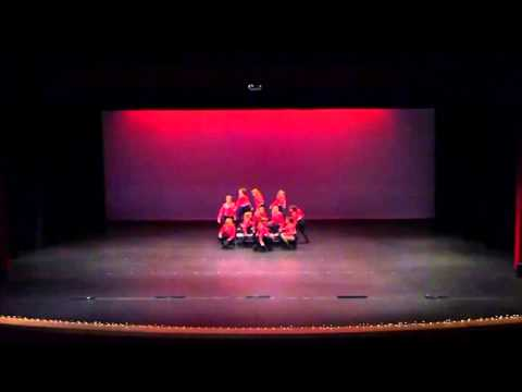 SSP's Performance Team Hip Hop - Pink...The New Black