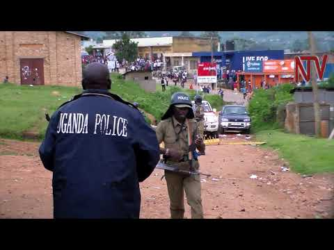 One person killed in Rukungiri as police battles opposition supporters
