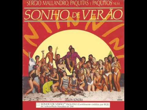 01 SONHO DE VERÃO - PAQUITAS - TRILHA SONORA DO FILME SONHO DE VERÃO (1990)