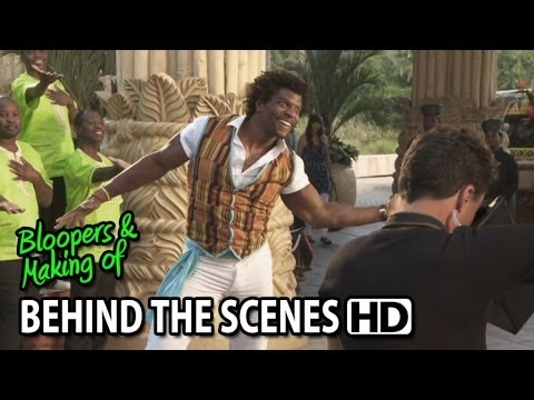 Blended (2014) Making of & Behind the Scenes (Part1/2)