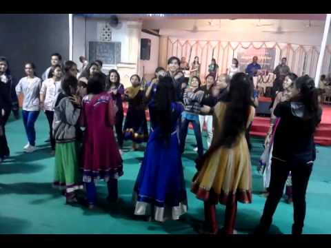 Chintu performance at D.N.High school Anand
