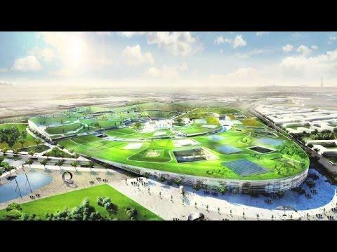أوروبا سيتي: مشروع باريس الضخم بحلول العام 2025